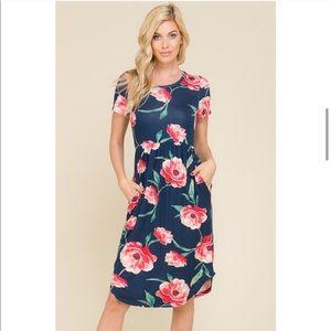 The Maggie Dress from FlowersAndGray.com